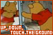 Winnie the Pooh: Up, Down and Touch the Ground