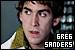 CSI: Crime Scene Investigation - Greg Sanders