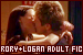 Fanfiction: Relationships - Gilmore Girls: Rory Gilmore and Logan Huntzberger - adult