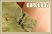 Prints & Fabrics - Corduroy