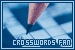 Board, Card, RPG, Etc. Games - Crosswords