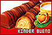 Candy/Sweets - Kinder: Bueno
