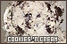 Dairy & Sorbets/Ices - Ice Cream: Cookies 'n Cream