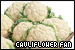 Fruit & Vegetables - Cauliflower