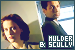 X-Files, The - Fox Mulder and Dana Scully