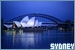 Towns/Cities - Australia: Sydney