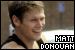 Characters - Matt Donovan/Honeycutt