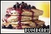 Dishes - Pancakes: Blueberry