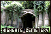Places - Sights: London, Highgate Cemetery