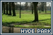 Places - Parks: London, Hyde Park